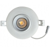 China LED Recessed Lighting 3 Inch Recessed Led 3500k Dimmable In Stock for sale