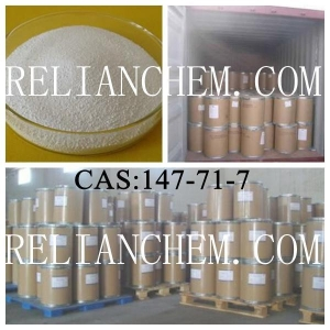China Food & Feed Additives D-tartaric acid CAS:147-71-7 supplier