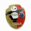 China Button Badge Metal Badge for sale