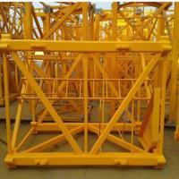 QTZ series Tower Crane China best brand QTZ315(7040) stationary tower crane for construction