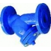 China Iron Valves Cast Iron/Ductile iron Y-strauber PN10/PN16 To BS Standard Figure:S103F for sale