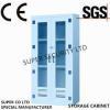 China Poly Storage Cabinet Hospital / Lab Polypropylene acid chemical Storage Cabinet 2 for sale