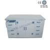 China Poly Storage Cabinet Medical Safety Storage Cabinet With Drawers For Storing Medi for sale