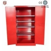 China Chemical Storage Cabinet 90 Gallon Free Standing Lockable Storage Cabinets acid for sale
