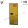 China Chemical Storage Cabinet Welded Steel Slimline Chemical Storage Cabinet Double-wall P for sale