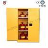 China Chemical Storage Cabinet Corrosive Flammable Liquid Chemical Storage Cabinet / Commer for sale