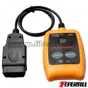 China FA-BM-SR300, SRS Fault Code Scan Tool And Airbag Reseter for BMW on sale