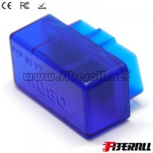 China FA-B02V2, Bluetooth 2.0, Car Engine Trouble Code Reader,V2.1,For Android, Blue on sale