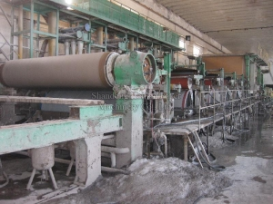 China Paper Making Machine High Speed Automatic Corrugated Medium Paper on sale