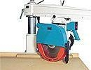 China Wood Working Machinery BS888 Radial Arm Saw on sale