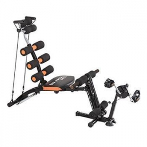 China Sit Up Bench Fitness Trainer with Bike on sale