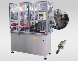 China Starter alternator machine WD-S-ZZ2 starter armature paper inserting machine on sale