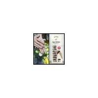 China NAIL ART Peel off full cover polish nail strips on sale