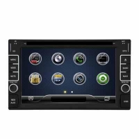 China Double din dvd player MS-6081 on sale