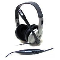 China Audio & Communication Communier Headset [Headphone + Microphone] with Volume Control on sale