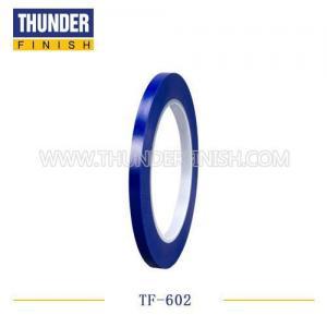 China TF-602 3M 471 BLUE FINE LINE MASKING TAPE 6mm x 33m on sale