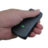 China Hidden Jammers Mini Portable WIFI Signal Jammer With Builtin Antenna on sale