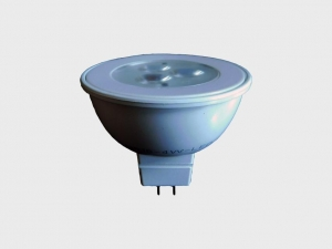 China Accessories and Bulbs MR16 LED Lamp - 4W on sale