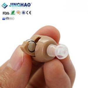 China ITE Analog Amplifier Invisible Mini Hearing Aid on sale
