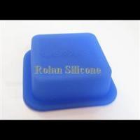 Soap Mould square silicone soap mould