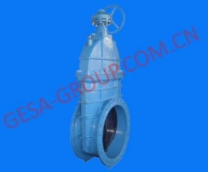 China Gate Valve Cast Iron Gate Valve on sale