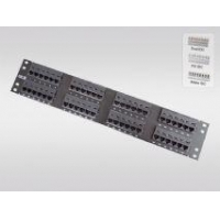 UTP Cat.5e Patch Panels, 48 Port
