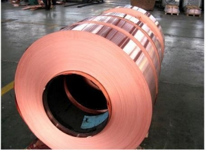 China Copper Wire,Strip, Foil for electrical cable Copper Foil tape on sale