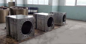 China Mechanical Components Rolling Mill Parts Cylinder block on sale