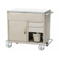 China Medical trolley FC-20 stainles steel emergency trolley on sale