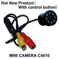 China car safe system MINI backup camera C4010 on sale