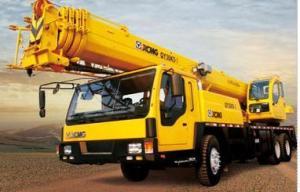 China Truck Crane XCMG Truck Crane QY30K5-I on sale