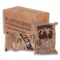 Military/MRE (Meals Ready To Eat) Bags Made Specifically for Military Purpose