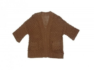 China Hand Crocheted Sweater YG-065 on sale