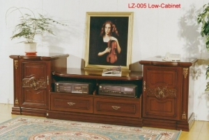 China BEDROOM FURNITUREE LZ-005 Low-Cabinet on sale