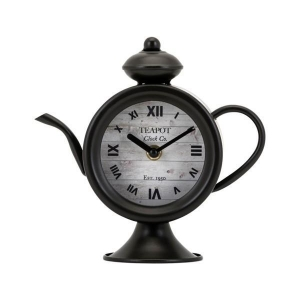 China Teapot Desk Clock 60283 on sale