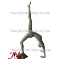 Female Yoga mannequins-One-Legged Upward Bow-YG-2