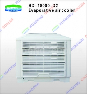 China industrial air coolers 18000cmh wall/window mounted air cooler for industrial on sale