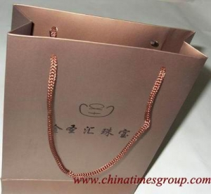 China PaperBags Foil paper bag wholesale