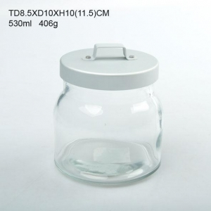 China Glass Storage Jar 03-0011-12-AA on sale