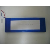 Rechargeable Battery Series ICR0465184-5200mAh