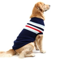 China Latest custom wholesale pet dog clothes hot pet clothes for big dog on sale