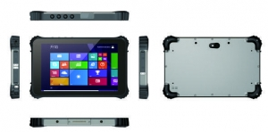 China 10.1 Rugged Tablet 10.1 Military Grade Rugged Tablet PC on sale