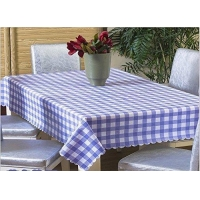 Wonderful Design Printed Plastic Christmas Table Cloth