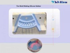 China Tire Mold Making Silicone Rubber on sale