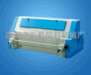China SSLG roller type pellet crumbler on sale