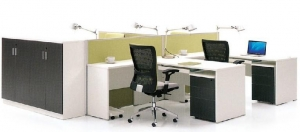 China Office Workstations multi user computer workstation on sale