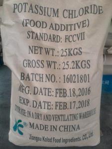 China Potassium Chloride on sale