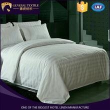 China Different Style 100% Cotton quilt set bedding for 5 Star Hotel on sale
