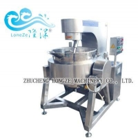 China Semi-automatic Electric Heat Oil Cooking Mixer on sale