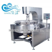 China Automatic Electric Heat Oil Cooking Mixer on sale